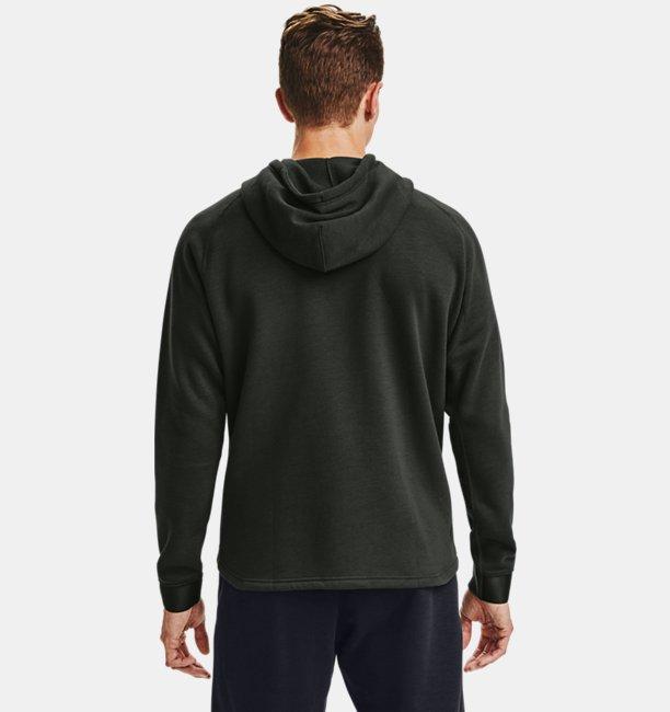 Mens Charged Cotton® Fleece Full Zip Hoodie
