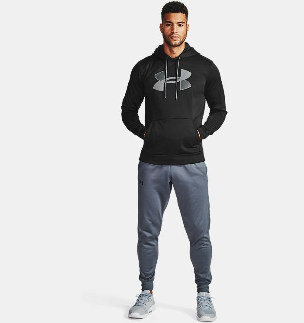 Mens Armour Fleece® Big Logo Hoodie