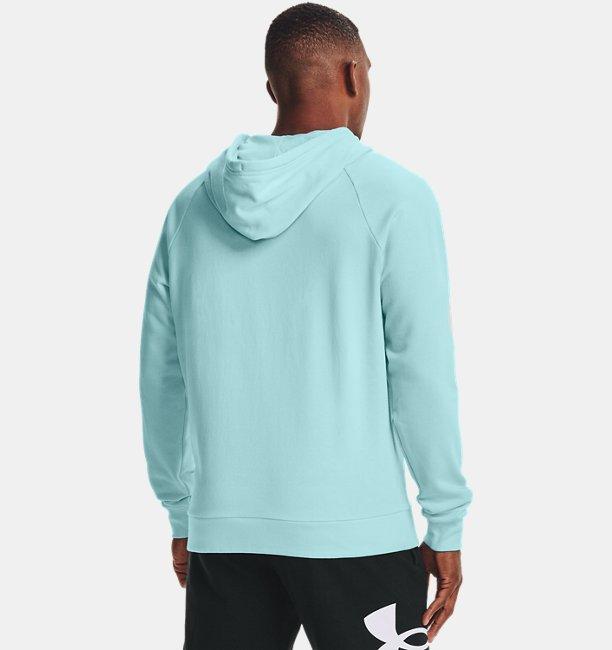 Sudadera con Capucha UA Rival Fleece Big Logo para Hombre