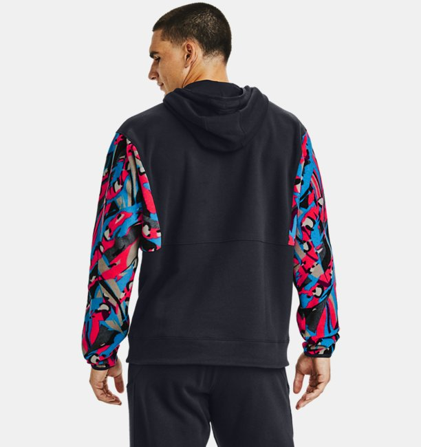Herenhoodie UA Pack Printed
