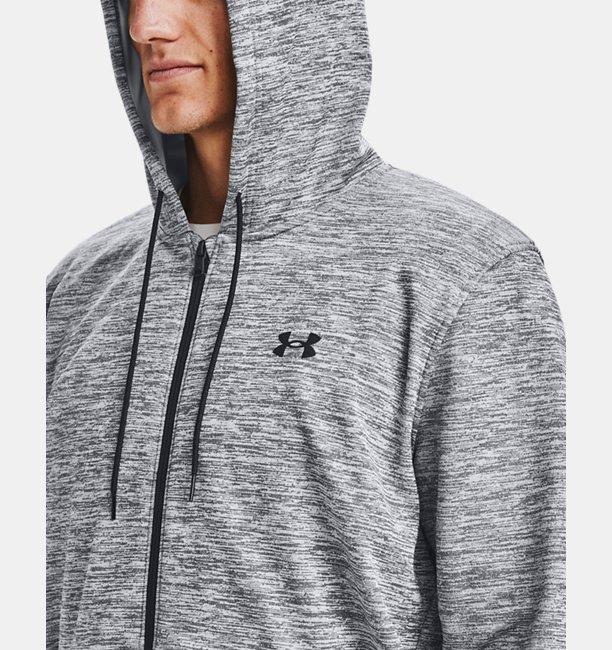 Mens Armour Fleece® Full Zip Hoodie