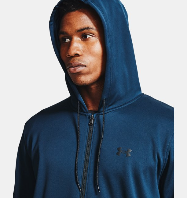 Mens Armour Fleece® Full Zip Hoodie