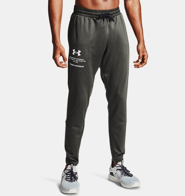 Mens Armour Fleece® Storm Trousers