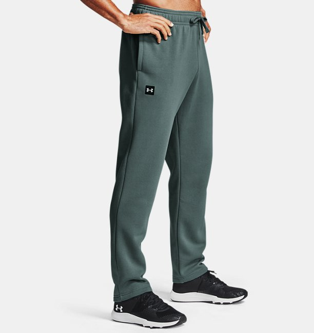 Mens UA Rival Fleece Pants