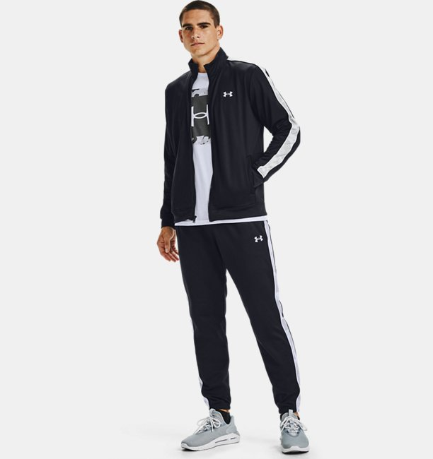 Mens UA Unstoppable Track Pants