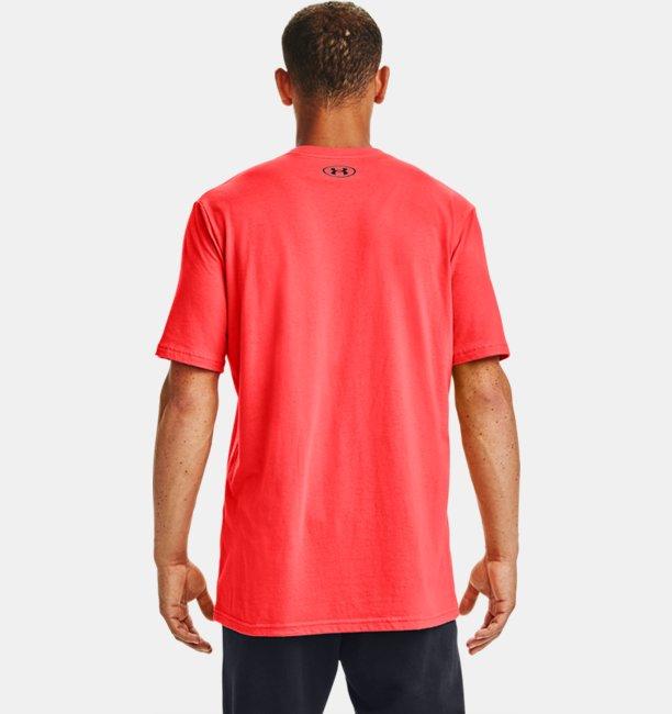 Camiseta de manga corta UA Basketball Photoreal para hombre