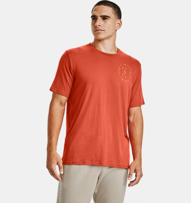 Mens UA Multi Originators Of Performance Short Sleeve