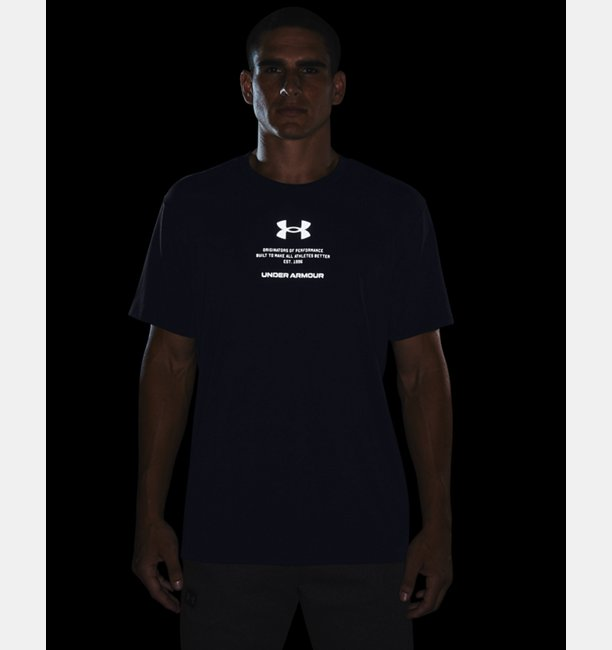 Mens UA Originators Of Performance Short Sleeve