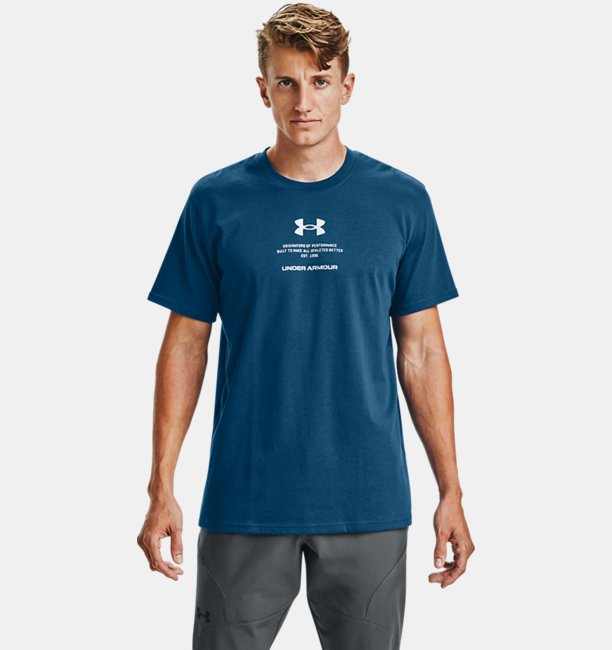Camiseta de manga corta UA Originators Of Performance para hombre