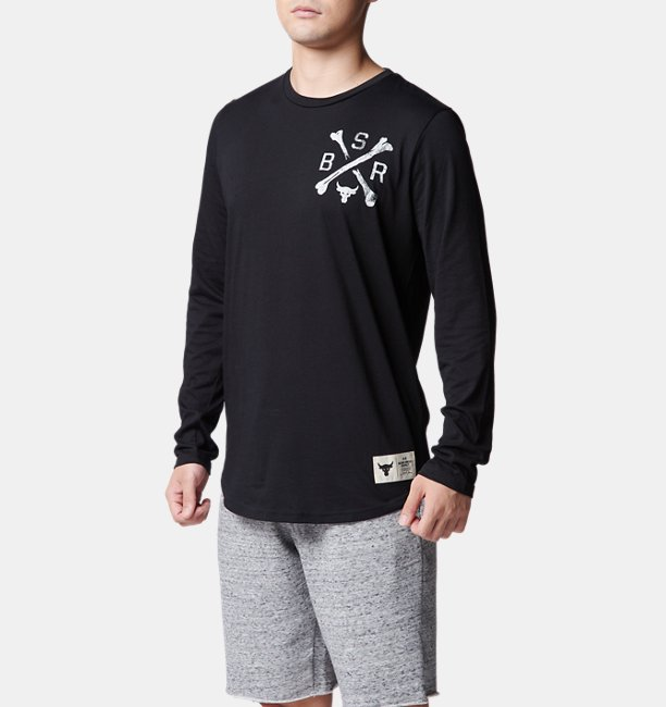 Men's Project Rock BSR Long Sleeve