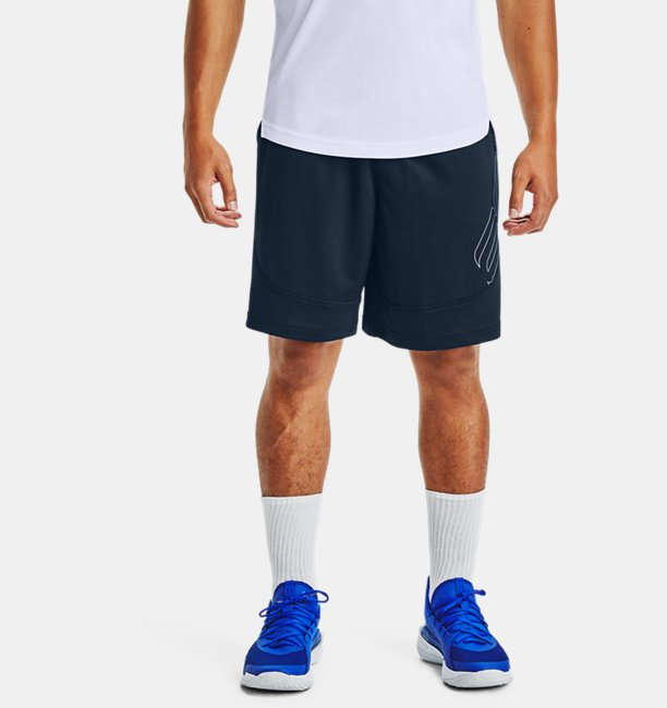 Mens Curry Underrated Shorts