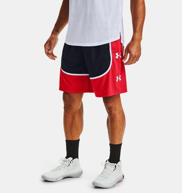 Mens UA Baseline Retro Shorts