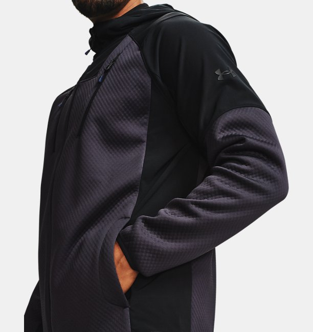 Mens UA RECOVER™ Hooded Swacket