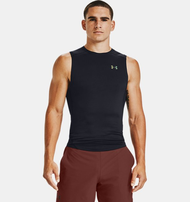 Mens UA RUSH™ HeatGear® 2.0 Compression Sleeveless