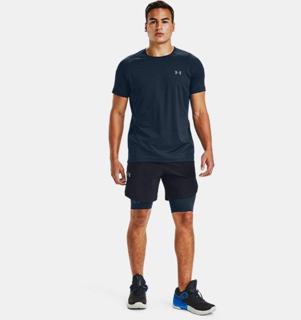 Mens UA RUSH™ HeatGear® 2.0 Long Shorts