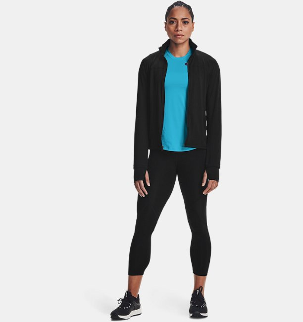 Womens UA RUSH™ Full Zip