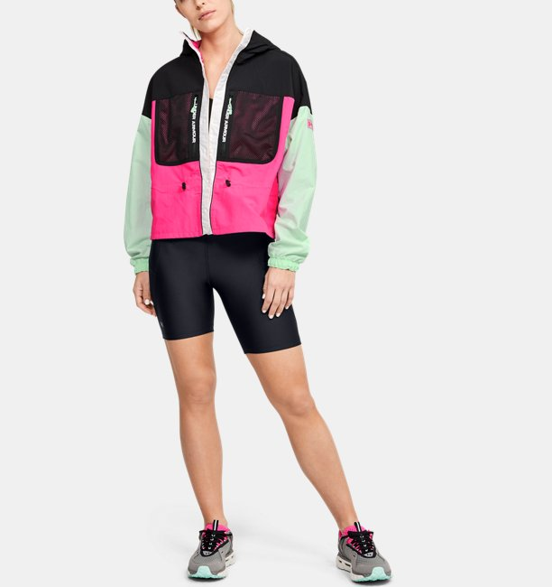 Womens UA Summit Rip Stop Jacket