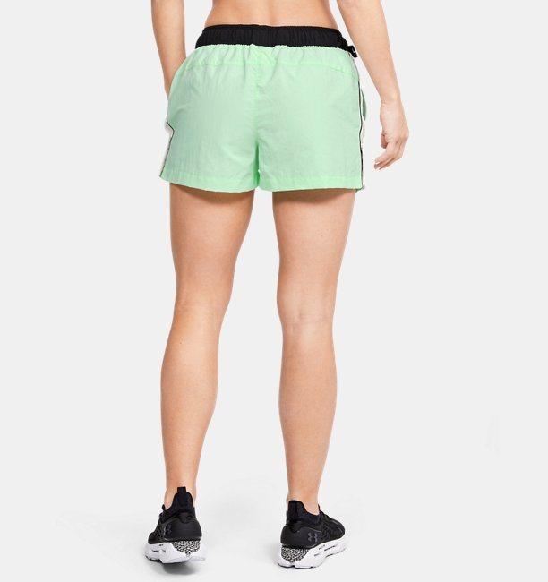 Womens UA Summit Woven Shorts