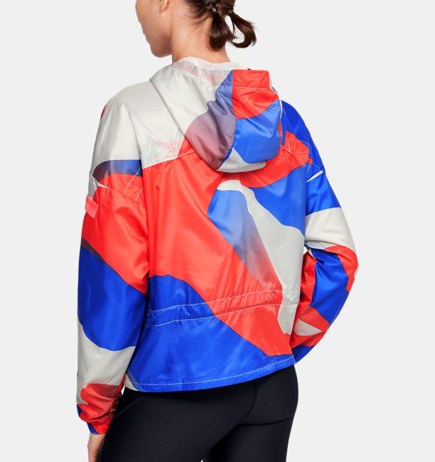 Womens UA Summit Woven Jacket