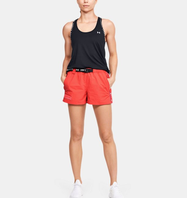 Shorts UA Summit Woven para Mujer