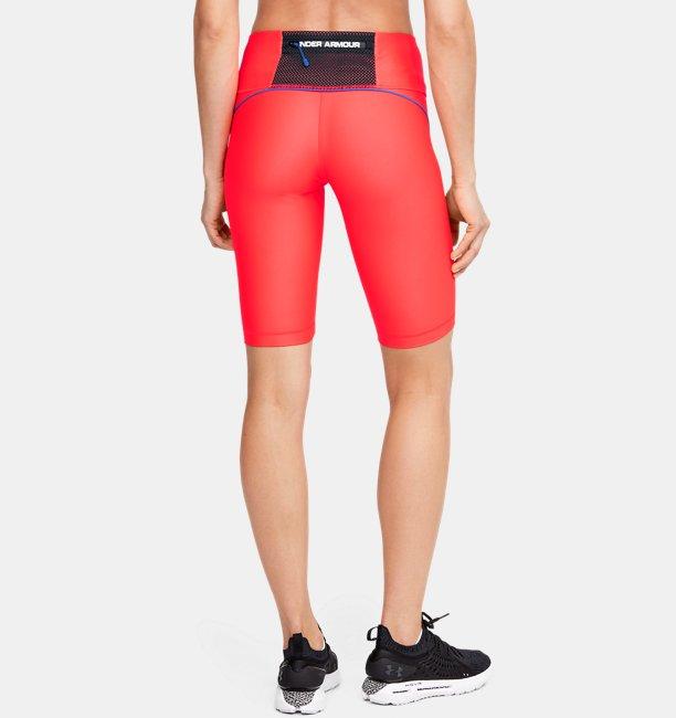 Womens UA Summit Bike Shorts
