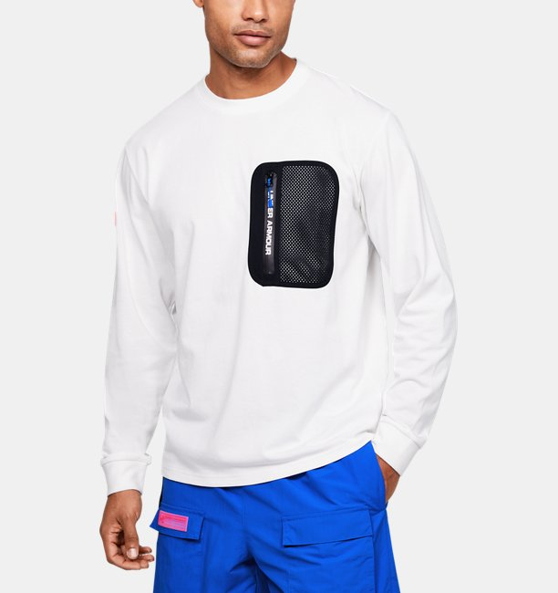 Mens UA Summit Long Sleeve