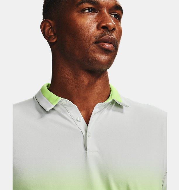 Mens UA Range Unlimited Fade Polo