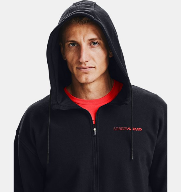 Mens UA S5 Fleece Full Zip