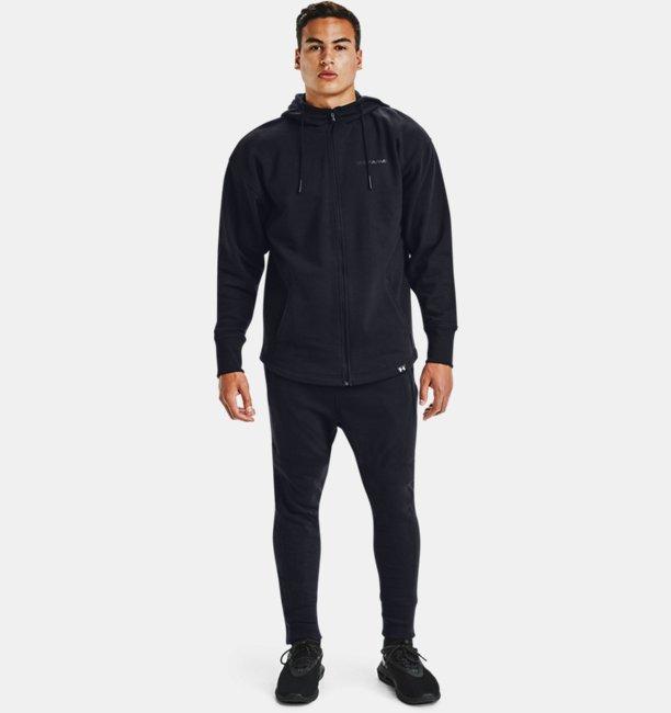 Mens UA S5 Fleece Full Zip
