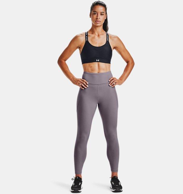 Womens UA HydraFuse Ankle Leggings