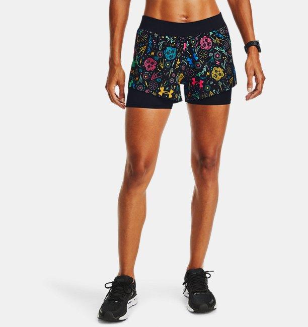 Women's UA Launch DOD 2-in-1 Shorts
