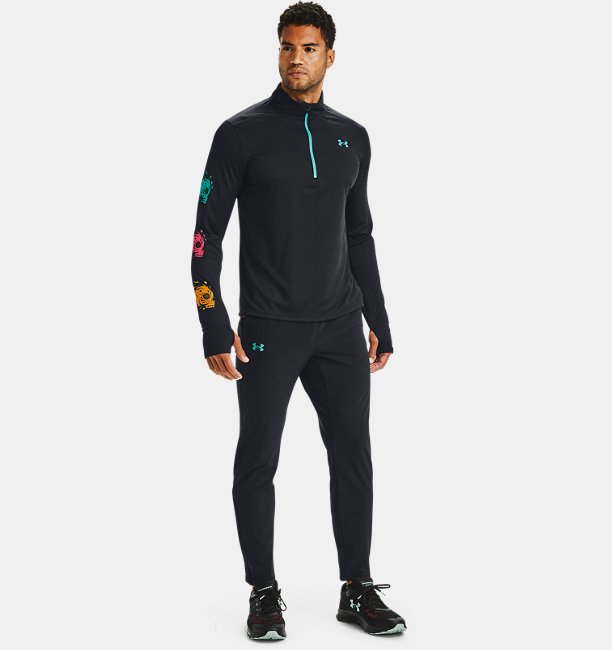 Mens UA Speed Stride DOD ½ Zip