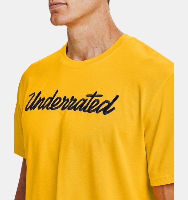 UAカリー エンブロイダリー Tシャツ(バスケットボール/MEN)