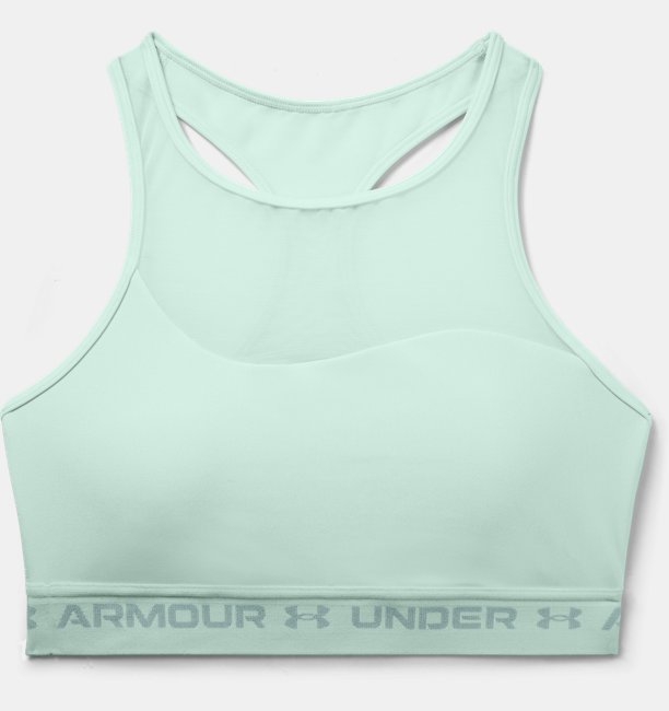 Womens Armour® Mid Crossback M Sports Bra