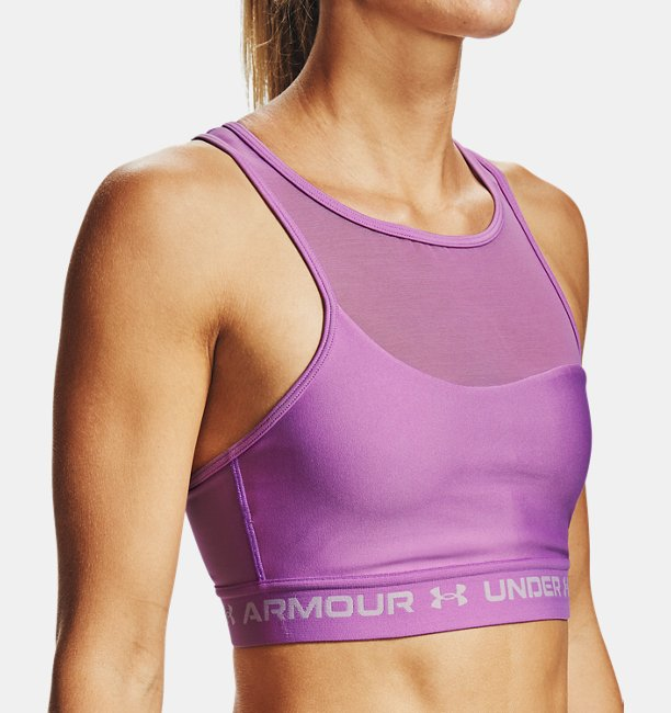 Womens Armour® Mid Sports Bra