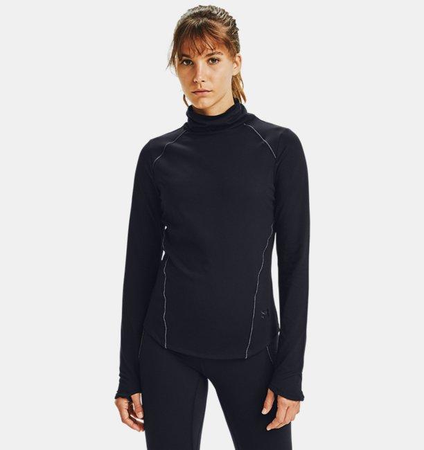 Womens UA Meridian + Moisture Infuse Long Sleeve
