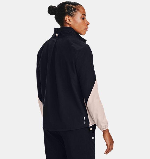 Womens UA RECOVER™ Woven CB Jacket