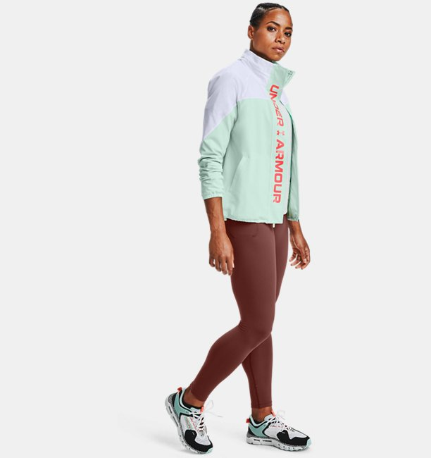 Chamarra UA RECOVER™ Woven CB para Mujer