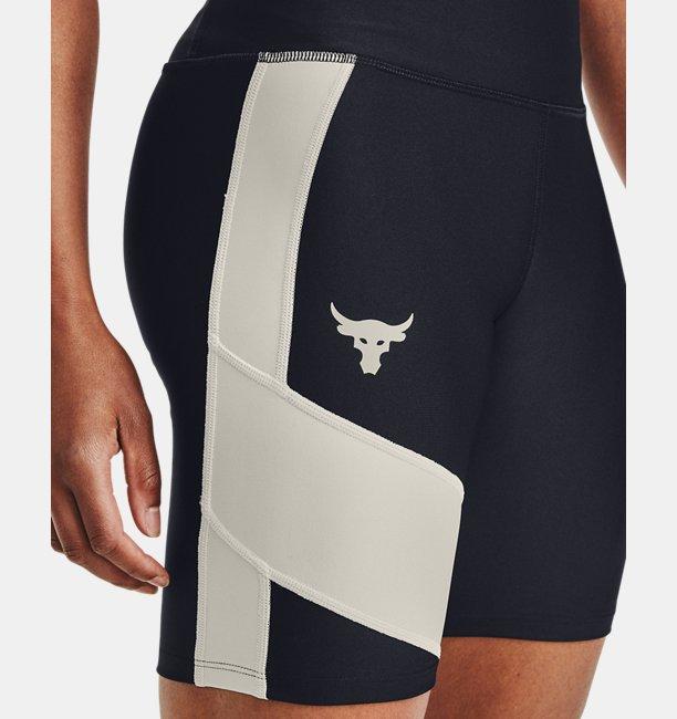 Womens Project Rock HeatGear® Bike Shorts