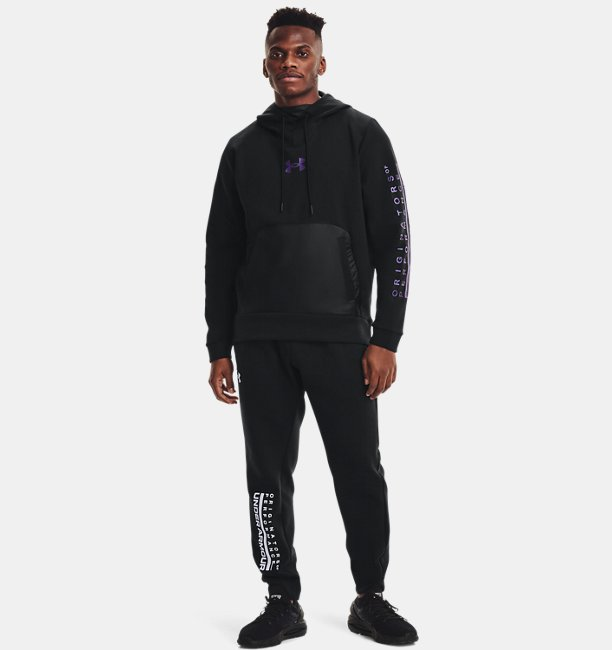 Men's UA Summit Knit Hoodie