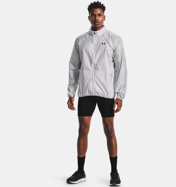 Mens UA Impasse Run 2.0 Jacket