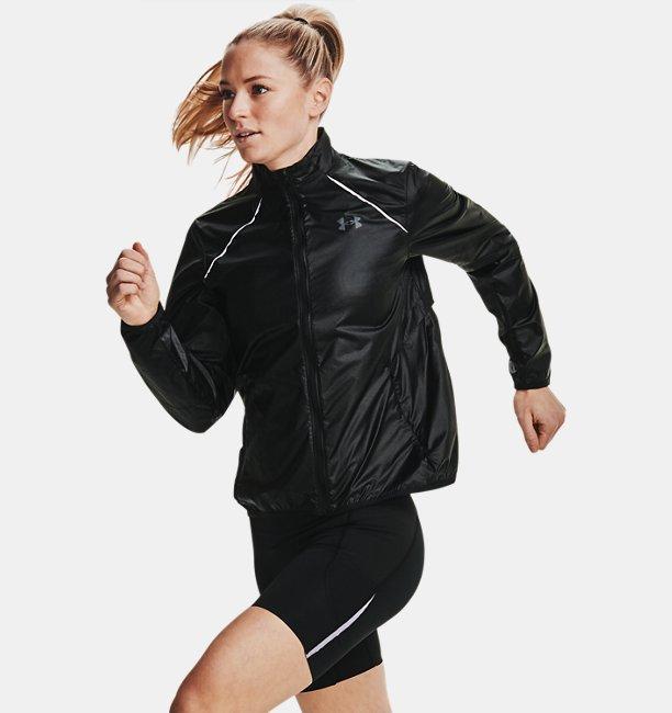 Veste UA Impasse Run2.0 pour femme
