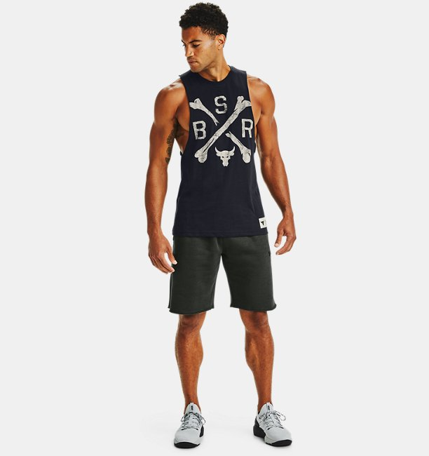 Mens Project Rock BSR Tank