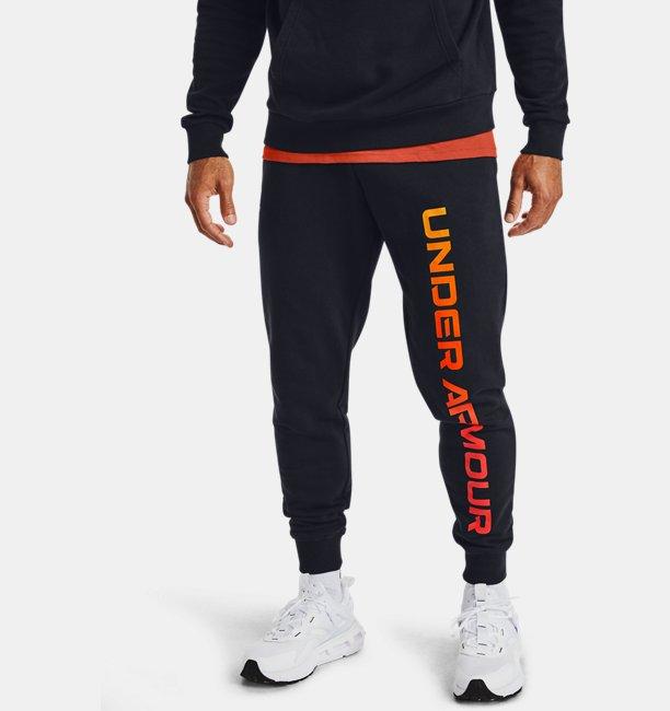 Mens UA Rival Fleece MAX Joggers