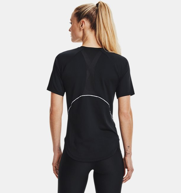 Womens UA CoolSwitch Short Sleeve