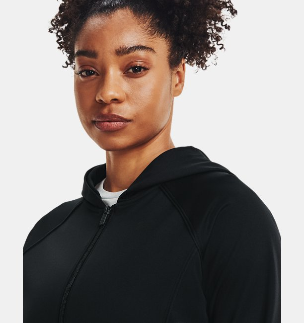 Womens UA Tricot Jacket
