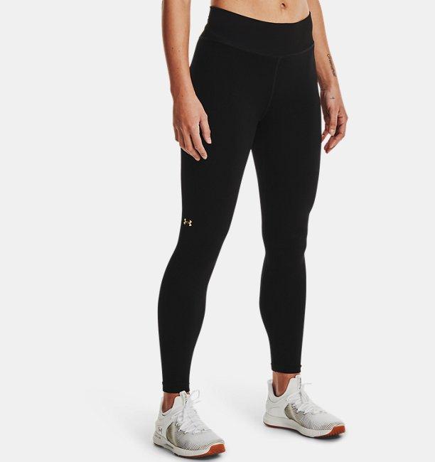 Womens UA RUSH™ Seamless Ankle Leggings