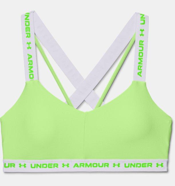 Sujetador Deportivo UA Crossback Low para Mujer