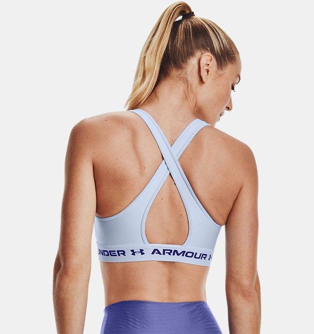 Bra Deportivo Armour® Mid Crossback para Mujer