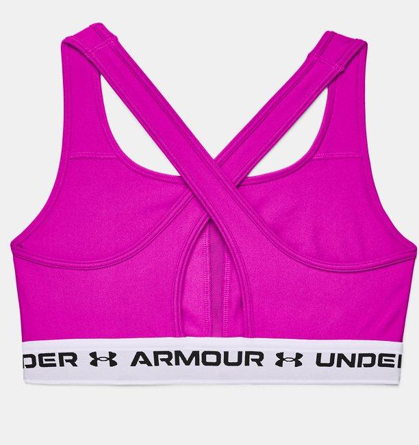UAクロスバック ミッドブラ(トレーニング/WOMEN)